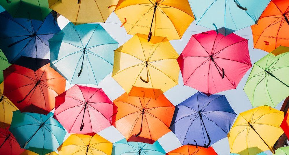 梅雨の時期のP活にオススメ出来る雨の日対策グッズ4つ