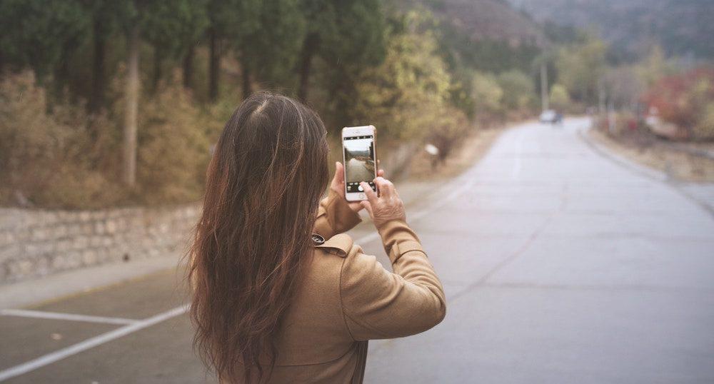 【P活】綺麗に見える写真の映り方のコツ