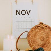 イベント毎の少ない11月にデートの予定を入れておくべき理由とは?【太パパ活デートテクニック】